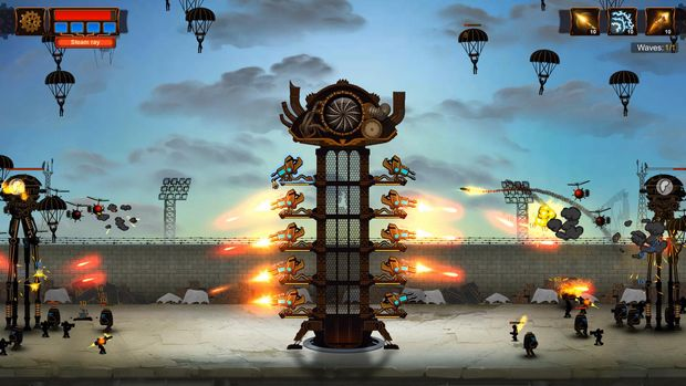 Free Download Steampunk Tower 2 PC Game