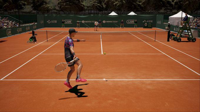 Free Download AO International Tennis PC Game