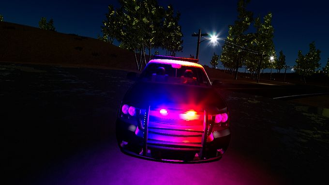 Free Download Police Enforcement VR : 1-King-27 PC Game