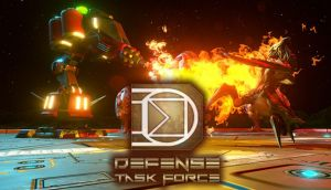 Defense Task Force – Sci Fi Tower Defense Free Download
