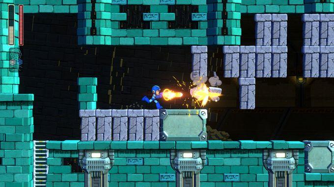 Mega Man 11 PC Crack