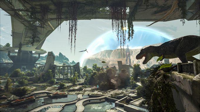 ARK Survival Evolved Extinction Torrent Download