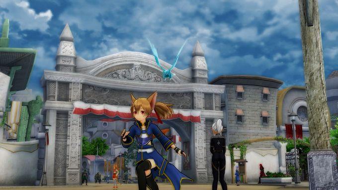 Sword Art Online: Lost Song PC Crack
