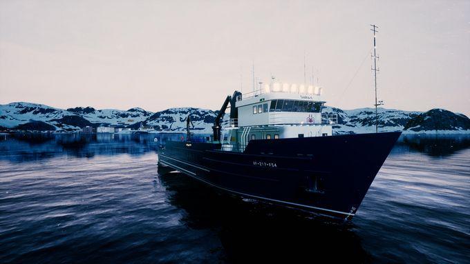 Fishing: Barents Sea - King Crab Torrent Download