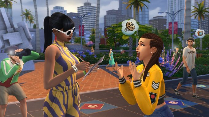 The Sims 4 Get Famous Torrent Download