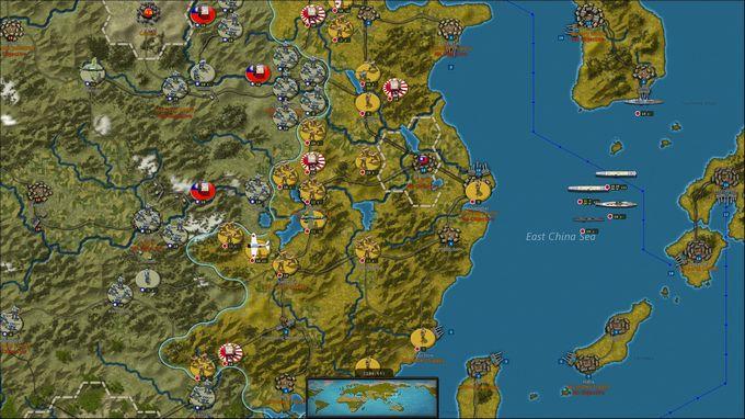 Strategic Command WWII: World at War Torrent Download