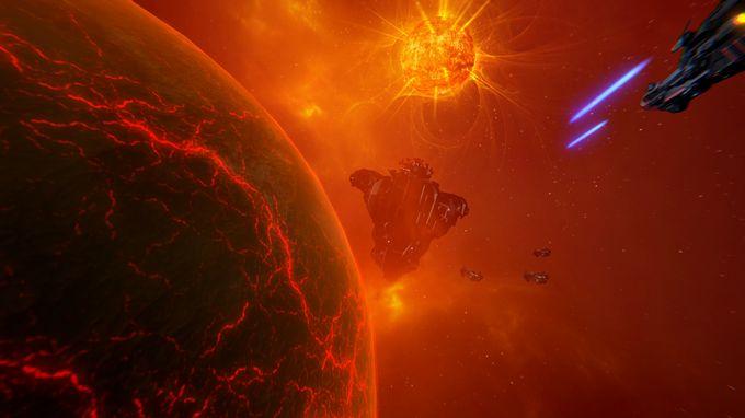 Space Battle VR Torrent Download
