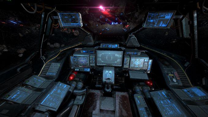 Space Battle VR PC Crack