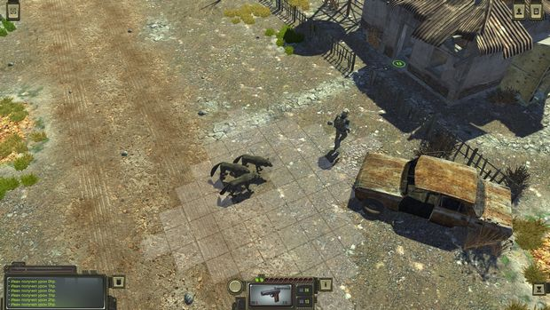 ATOM RPG: Post-apocalyptic indie game PC Crack