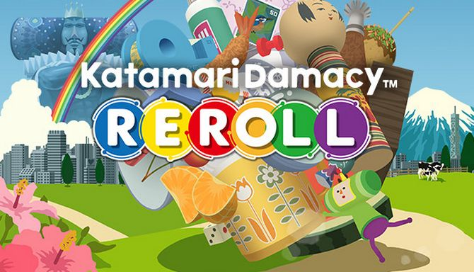 Katamari Damacy REROLL Free Download
