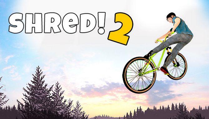 Shred! 2 - Freeride Mountainbiking Free Download