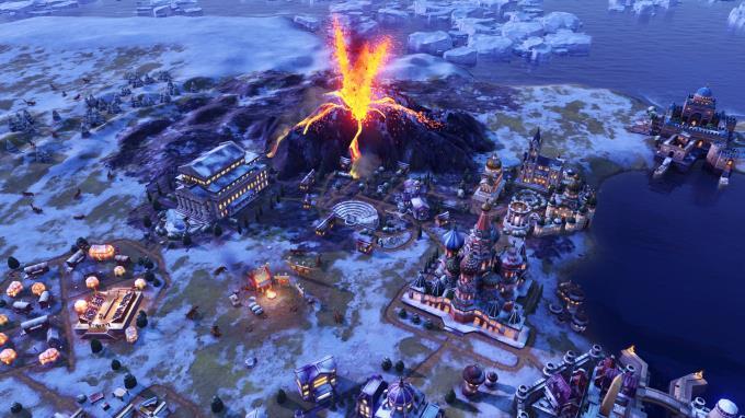 Sid Meier's Civilization VI: Gathering Storm Torrent Download
