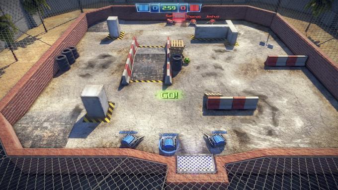 Robot Soccer Challenge PC Crack