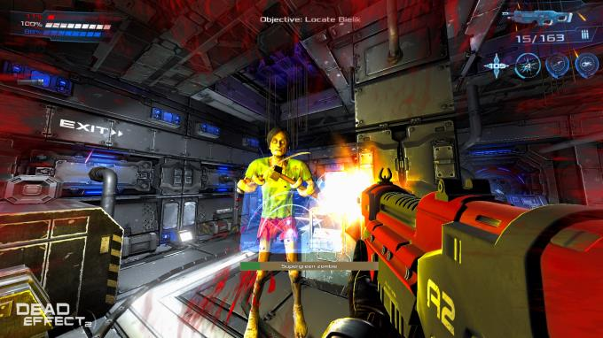 Dead Effect 2 - Escape from Meridian PC Crack