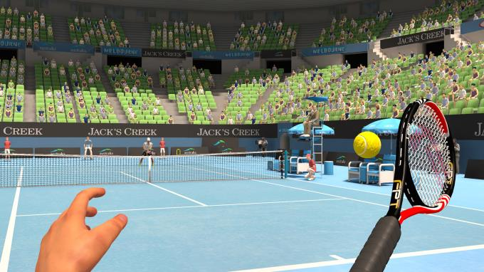 First Person Tennis - The Real Tennis Simulator PC Crack