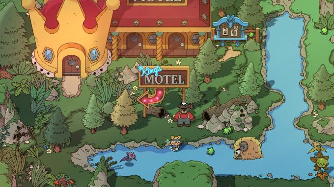 The Swords of Ditto: Mormo's Curse PC Crack