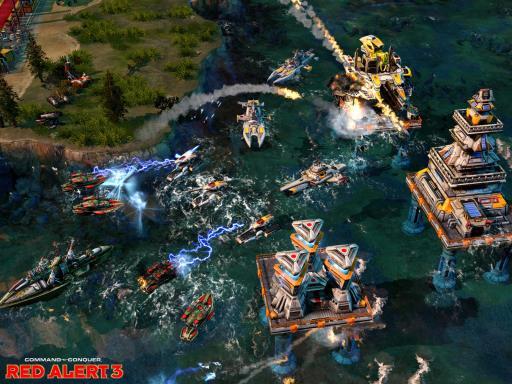 Command & Conquer: Red Alert 3 Torrent Download