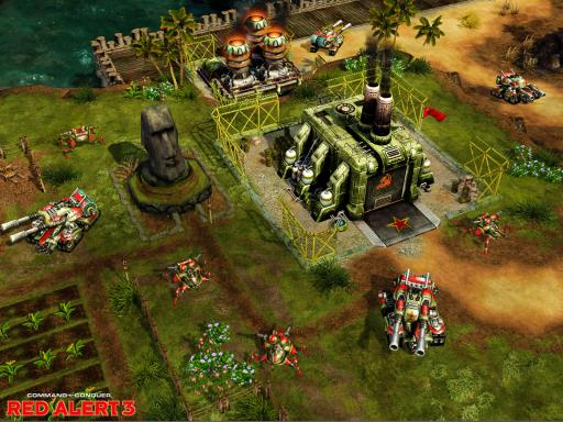 Command & Conquer: Red Alert 3 PC Crack