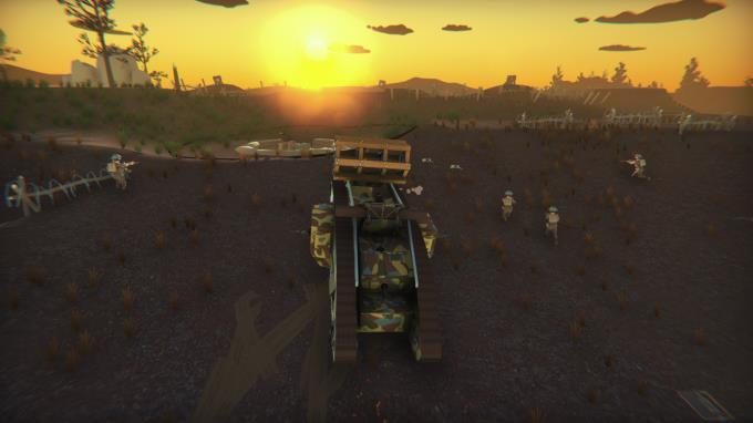 Armored Battle Crew [World War 1] - Tank Warfare and Crew Management Simulator Torrent Download
