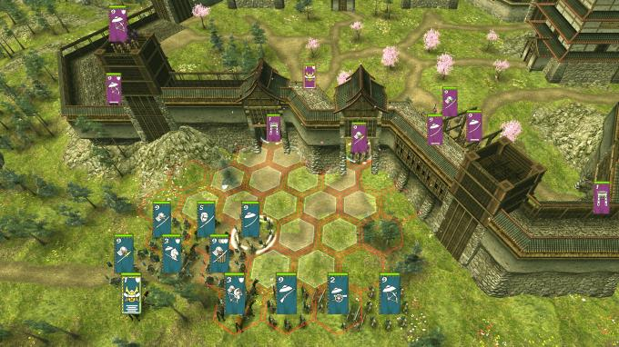 Shogun's Empire: Hex Commander PC Crack