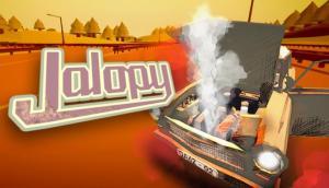 Jalopy – The Car Driving Road Trip Simulator Indie Game (公路旅行驾驶游戏) Free Download