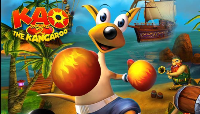Kao the Kangaroo: Round 2 Free Download