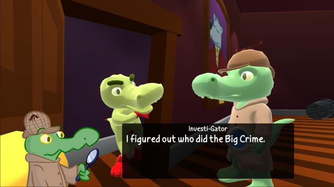 Investi-Gator: The Case of the Big Crime Torrent Download