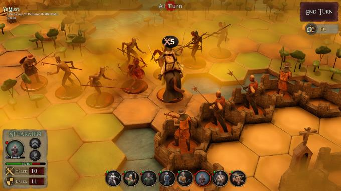To Battle!: Hell's Crusade Torrent Download