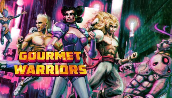 Gourmet Warriors Free Download