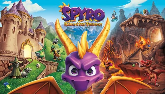 Spyro Reignited Trilogy Free Download