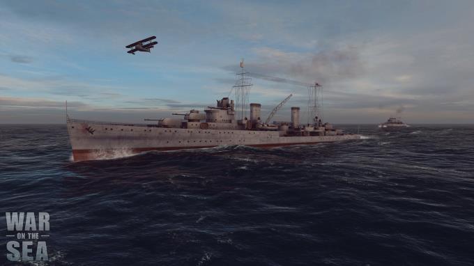 War on the Sea Torrent Download