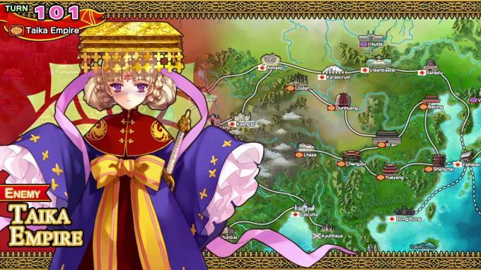Eiyu*Senki Gold – A New Conquest Torrent Download
