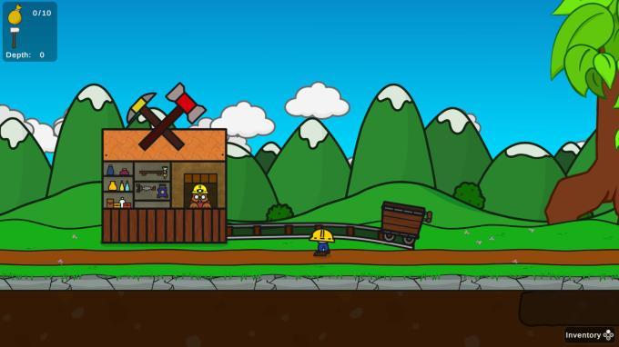 Miner: Dig Deep Free Download PC Game