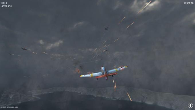 X air combat Free Download PC Game