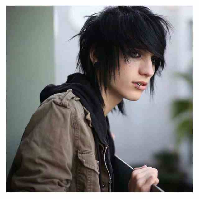 emo hair: how to grow, maintain & style like a boss – cool