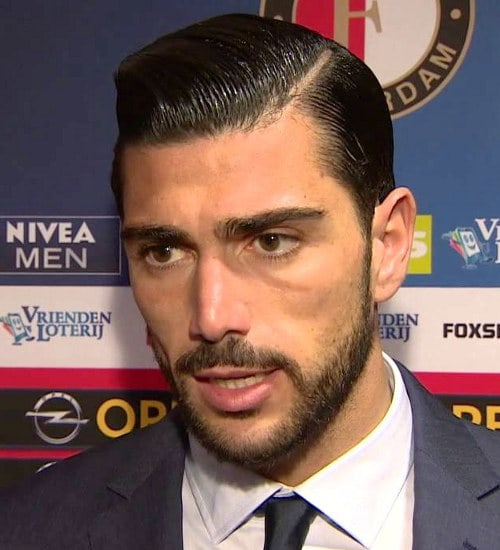 Graziano Pelle Hairstyle Cool Mens Hair