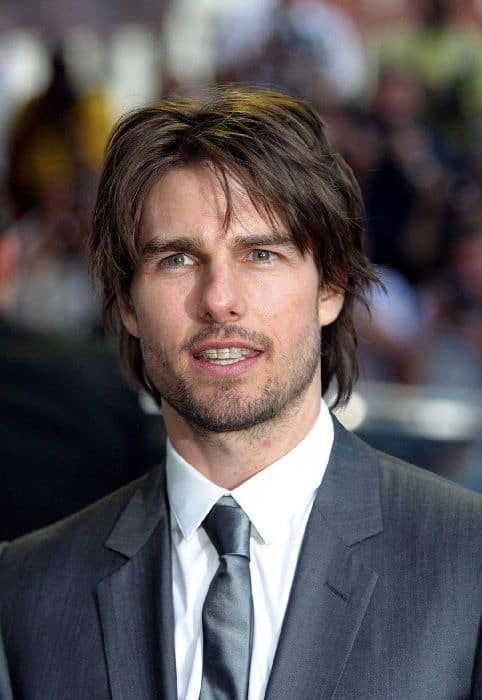 10 Tom Cruise Haircuts That Became Iconic Cool Mens Hair