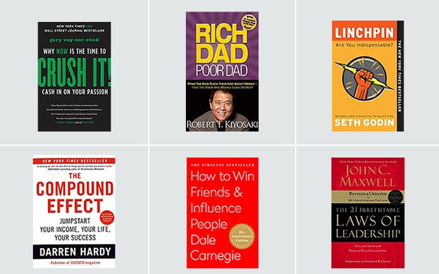 What Are Best Self Improvement Books