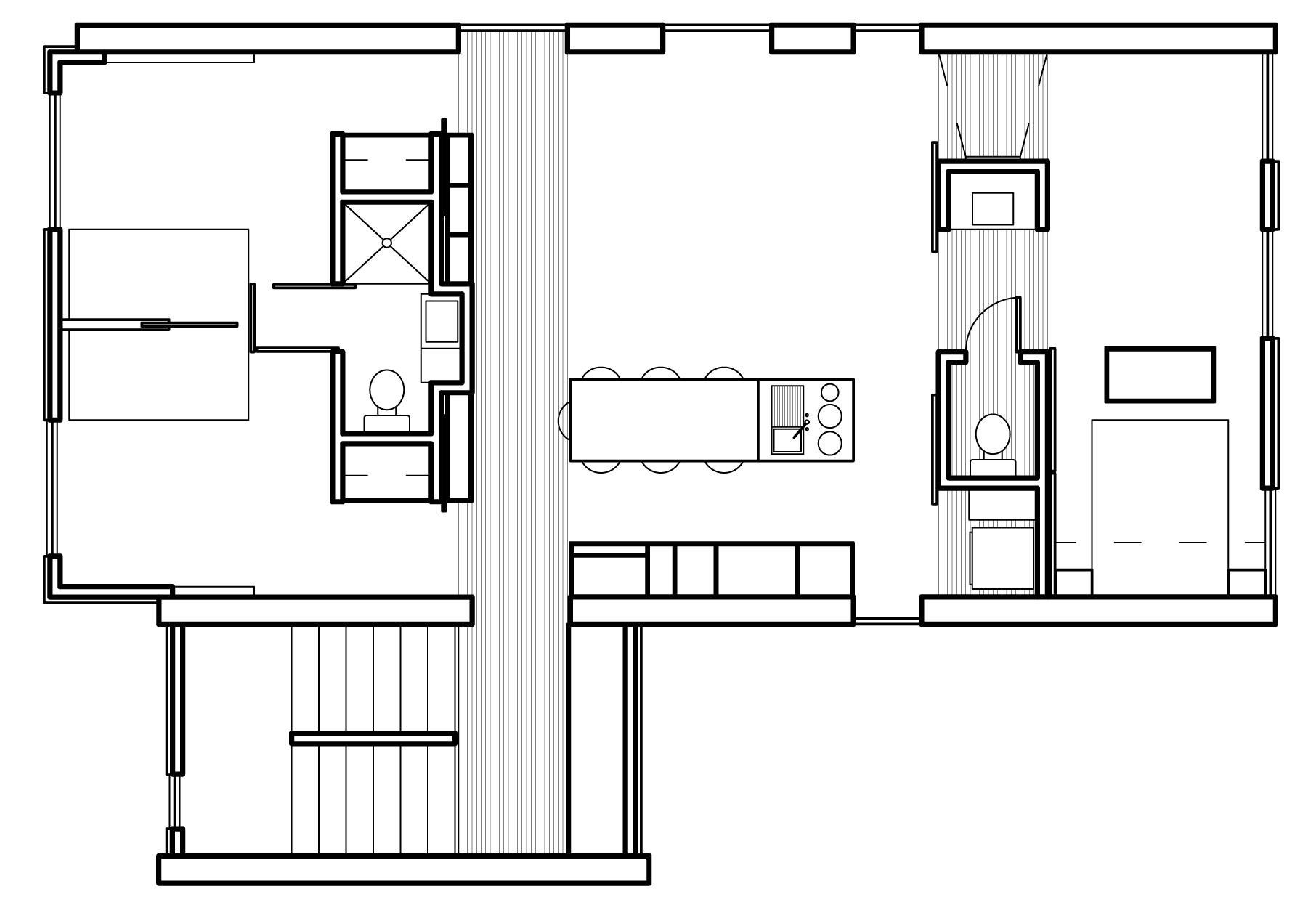 Modern House Plans Contemporary Home Designs Floor Plan 01