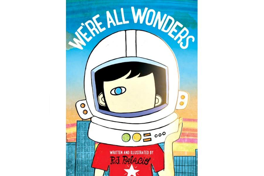 Were All Wonders Now RJ Palacio Shares Auggies
