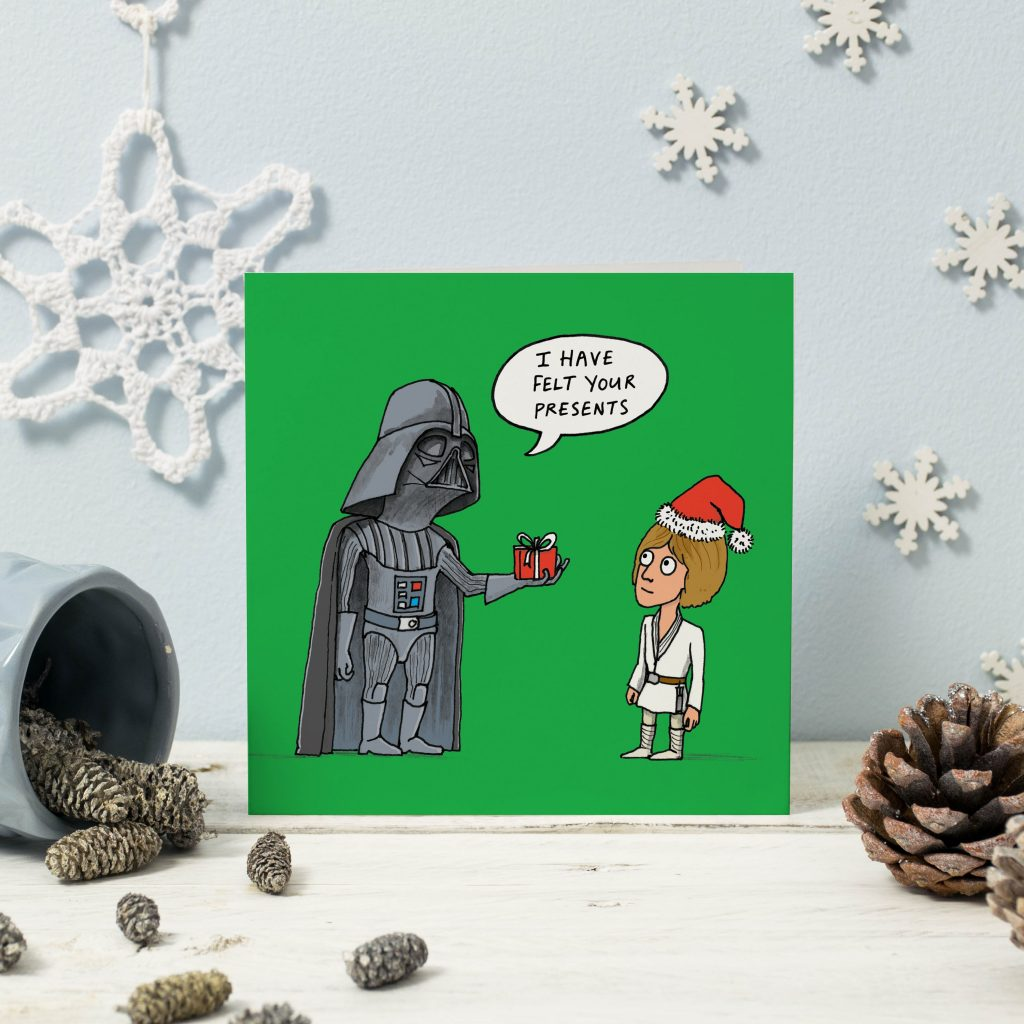 20 Of The Guaranteed Funniest Holiday Cards Youll Find