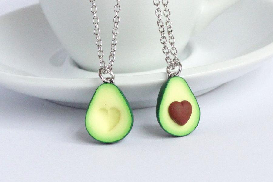 Fun Modern Best Friend Necklaces That Go Beyond The Heart