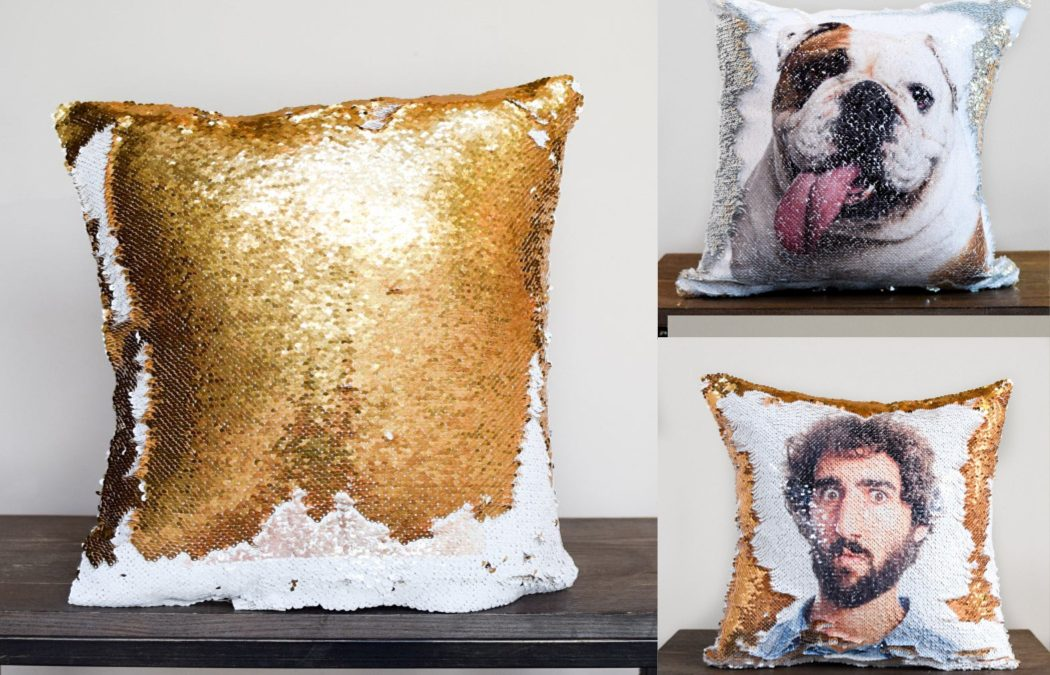 ever wanted to see your face in sequins