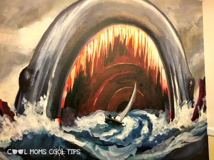 Pinocchio Inspired Monstro Whale DIY DisneySMMC Cool Moms Cool Tips