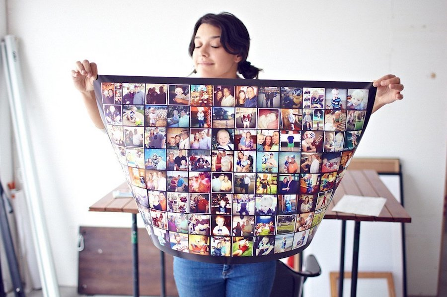 cool photo display ideas