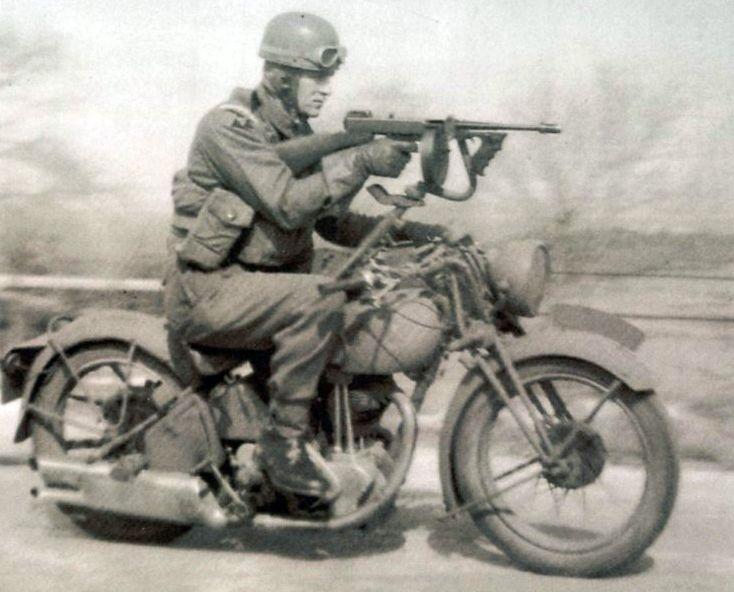 Soldados ingleses II Guerra Mundial