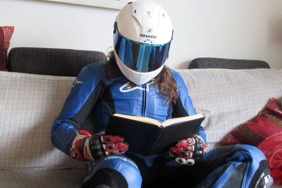 Libros sobre motos