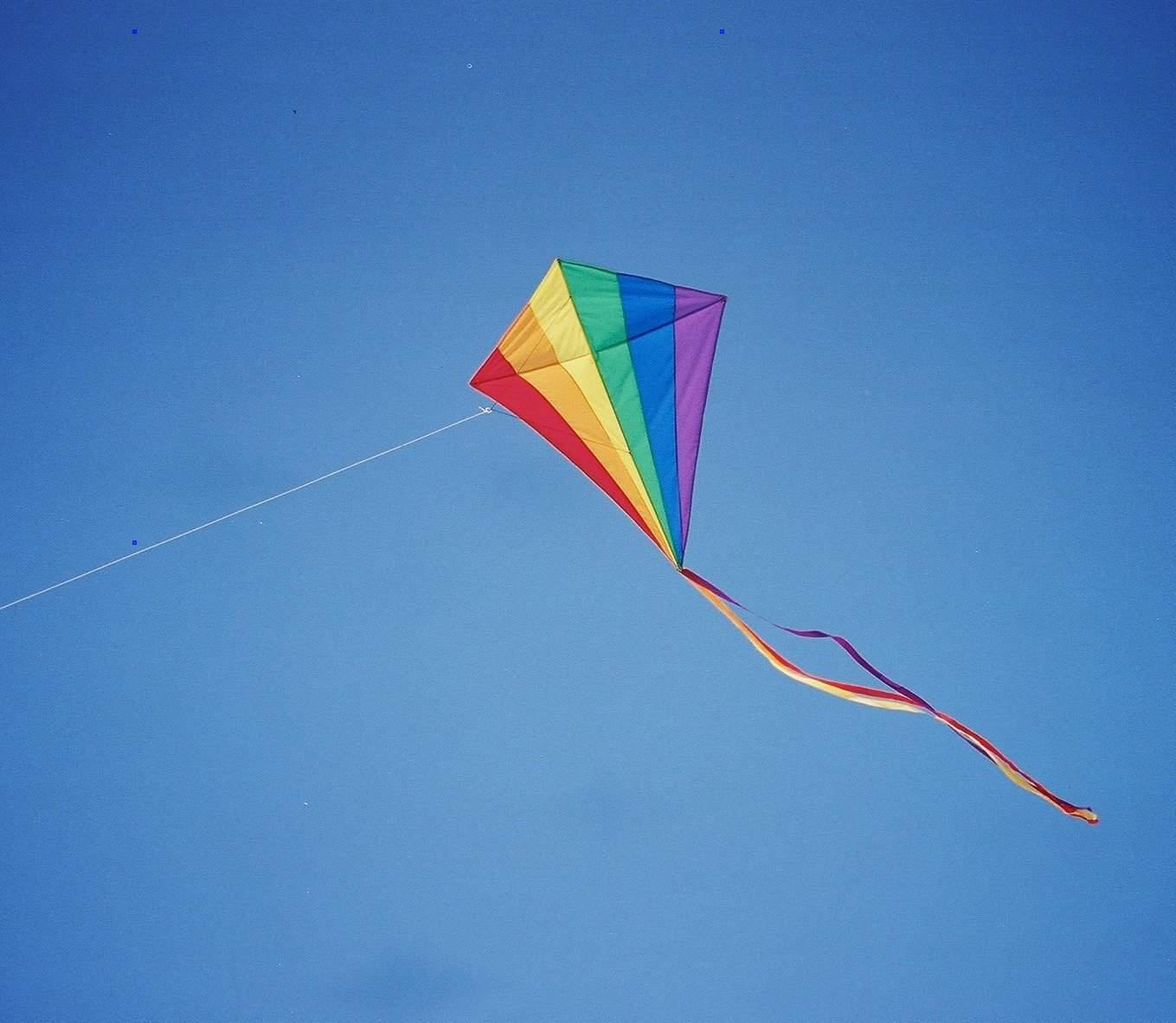 Kites For Kids Let S Fly A Kite