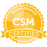 Scrum Alliance CSM Certification