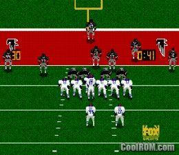 Madden NFL 96 ROM Download For Sega Genesis